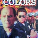 Colors (VHS, 1999) Sean Penn Robert Duvall Good/Good