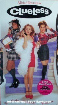 Clueless (VHS, 1995 Good / Good) Alicia Silverstone