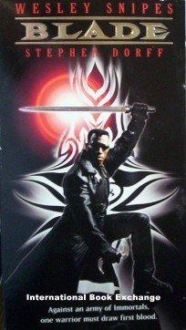Blade (VHS, 1998 Good/Good) Wesley Snipes Stephen Dorff