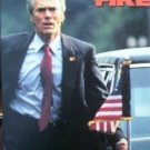 In the Line of Fire (1994 VHS Good) Clint Eastwood