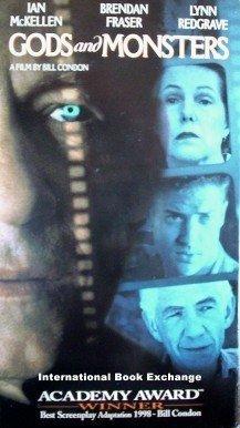 Gods and Monsters (VHS 1999) Lynn Redgrave Ian McKellen