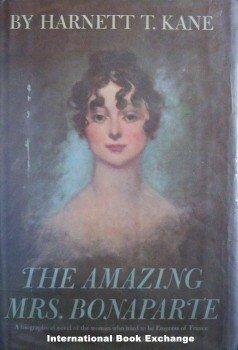 Amazing Mrs. Bonaparte Harnett Kane 1963 1st Ed HB Good