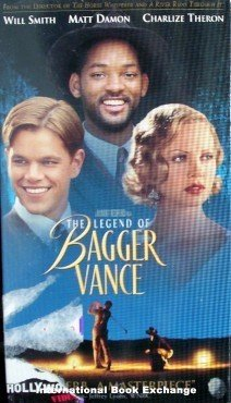 The Legend of Bagger Vance (VHS, 2001) Will Smith Good