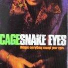 Snake Eyes (VHS, 1999) Nicholas Cage Good/Good