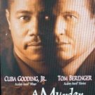A Murder of Crows 1999 VHS Cuba Gooding Jr Tom Berenger