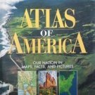 Atlas of America Reader's Digest (HB 1998 G/G)