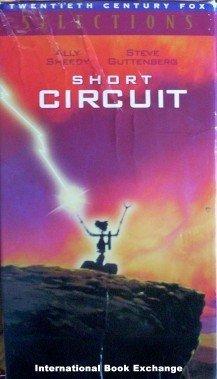 Short Circuit (VHS, 1996) Steve Guttenberg Ally Sheedy