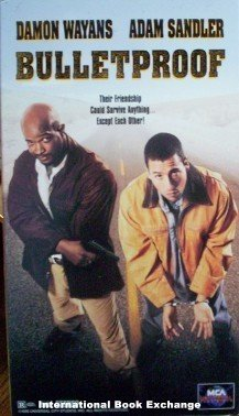 Bulletproof (VHS, 1997) Adam Sandler Good/Good