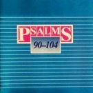 DynaMoments Psalms 90 - 104 Warren Wiersbe (SC 1991 G)