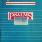 DynaMoments Psalms 1 - 19 by Warren Wiersbe (SC 1989 G)
