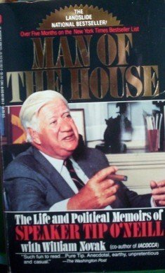 Man of the House by Tip O'Neill (MMP 1988 G)