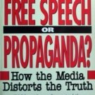 Free Speech or Propaganda? Marlin Maddoux (SC 1990 G)