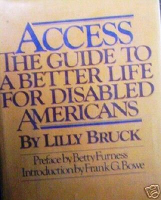 Access by Lilly Bruck (HB 1978 G/G) *