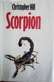 Scorpion by Christopher Hill (HardCover 1974 G/G)