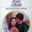 Second Time Loving by Penny Jordan (MMP 1992 G) *