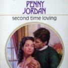 Second Time Loving by Penny Jordan (MMP 1992 G) *