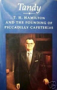 Tandy: T H Hamilton the Founding of Piccadilly (HB 1st*