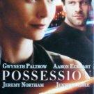 Possession - Jennifer Ehle (2003 VHS Good)