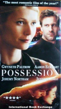 Possession - Jennifer Ehle (2003 VHS Good)