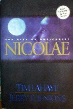Nicolae by Jerry B. Jenkins, Tim Lahaye (SC 1998 G)