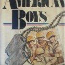 American Boys Steven Phillip Smith (HB 1975 1st Ed G)