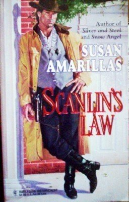Scanlin's Law by Susan Amarillas (MMP 1995) Free Ship