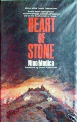 Heart of Stone by Nino Modica (HC 1966 G) *