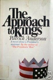 The Approach to Kings Patrick Anderson (HB 1970 G/G)