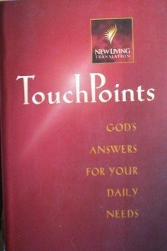 Touchpoints God's Answers for Your Daily Needs (1996)