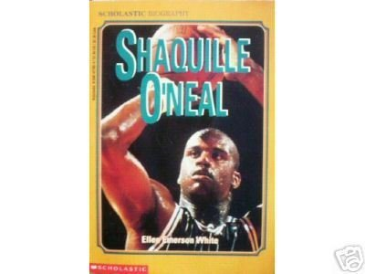 Shaquille O'Neal by Ellen Emerson White (MMP 1994 VG)