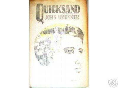 Quicksand by John Brunner (HB 1967 G) *