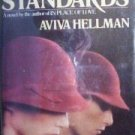 Double Standards by Aviva Hellman (HB 1981 G/G 1st Ed *