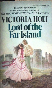 Lord of Far Island by Victoria Holt (1975 Paperback G)