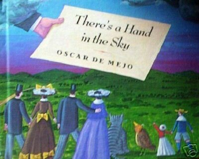 There's a Hand in the Sky Oscar De Mejo (HB 1983 G 1st)
