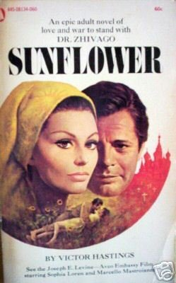 Sunflower by Victor Hastings (MMP 1969 G) *