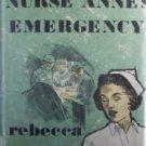 Nurse Anne's Emergency by Rebecca Marsh (HB 1965 G/G) *