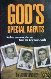 God's Special Agents by John B. Lindner (SC 2003 G) *