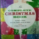 Complete Christmas Book Franklin Watts (HB 1958 G/G)