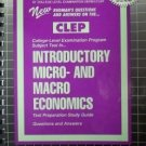 CLEP Introductory Macro-Economics  Rudman's Study Guide