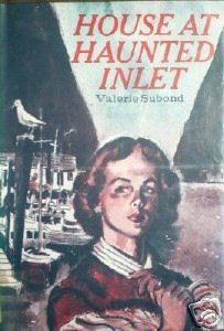 House at Haunted Inlet by Valerie Subond (HB G/G) *