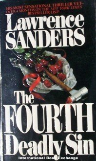 The Fourth Deadly Sin by Lawrence Sanders ( 1995, MMP )