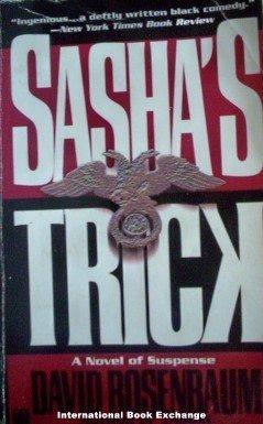 Sasha's Trick by David Rosenbaum (1996, Paperback Good)