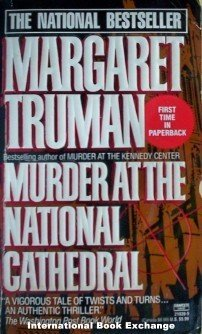 Murder at the National Cathedral by Margaret Truman MMP