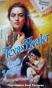 Texas Healer by Ruth Langan (1992, Paperback Good)
