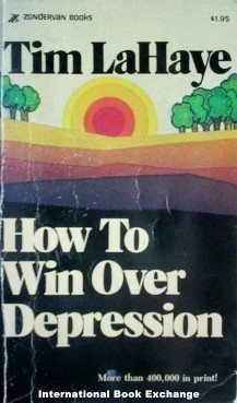 How to Win Over Depression Tim LaHaye Paperback, 1976