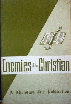 Enemies of the Christian by Charles Halff Booklet 1966