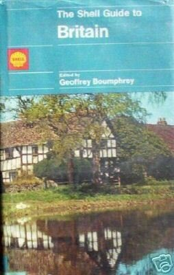 The Shell Guide to Britain  Geoffrey Boumphrey (HB G)