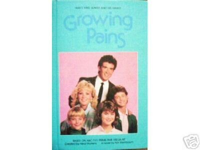 Growing Pains by N H Kleinbaum (HB 1987 G) Free Ship