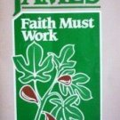 James Faith Must Work - Adult Student Study Guide (SC *