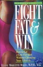 Fight Fat & Win! by Elaine Magee (SC 1994 VG)